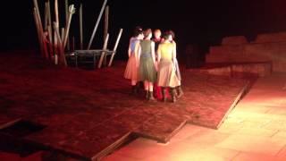 Ευριπίδη Ιππόλυτος  Καταχειροκρατήθηκε η παράσταση του ΘΟΚ στην Πάφο