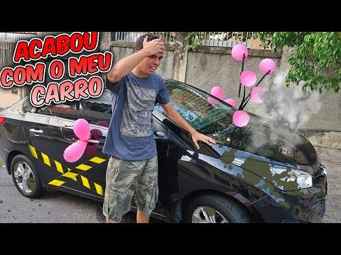 TROLLEI MEU NAMORADO! - ZOEI O CARRO DELE! - KIDS FUN