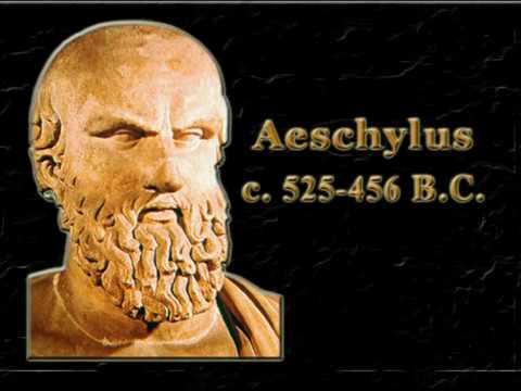 16   Aeschylus, Prometheus Bound