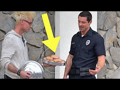 BEST Public Trolling Pranks (SECURITY GUARDS!!) - MAGIC COMPILATION 2019