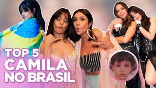 Camila Cabello No Brasil Nosso Encontro Anitta Falando Portugues Detalhes Do Show Foquinha