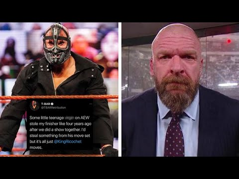 Two Top WWE Stars Leaving?...T-Bar Accuses AEW Star Stealing Move...HHH One More... Wrestling News