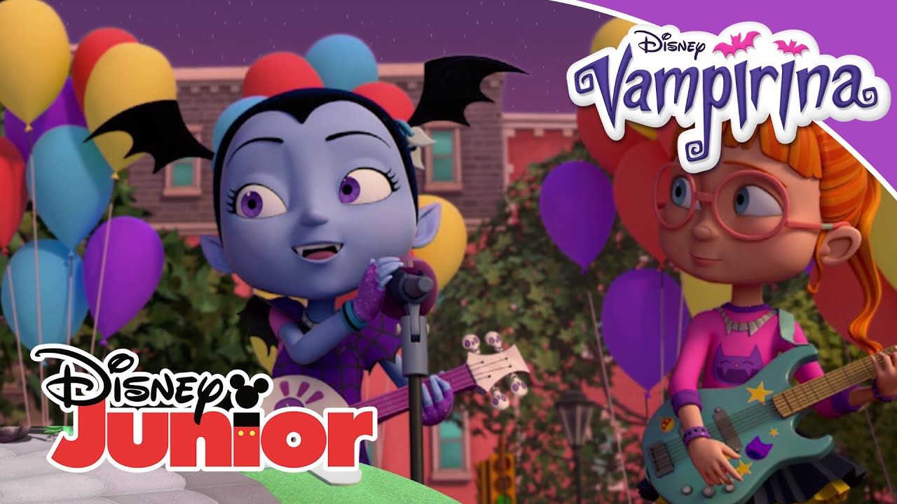 Vampirina: El hechizo | Disney Junior Oficial