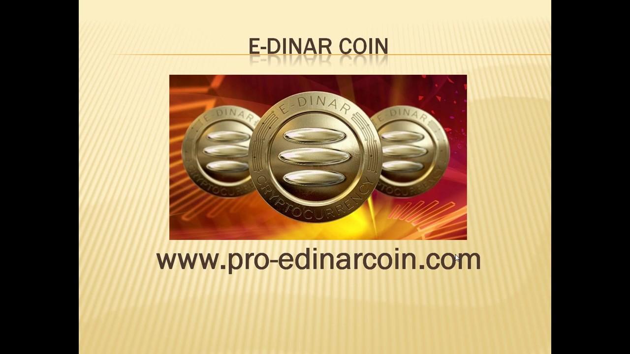E-Dinar Coin Targetkan 1 Miliar Pengguna di Akhir Tahun
