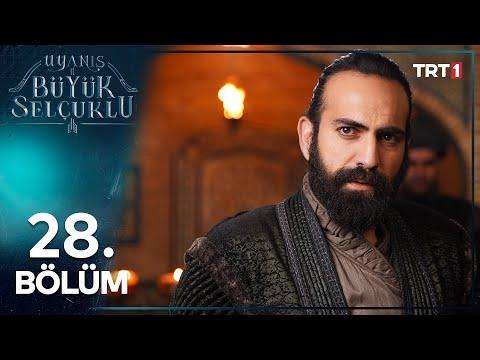 Uyanış: Büyük Selçuklu 28. Bölüm   Tam Bölüm TRT İzle'de!