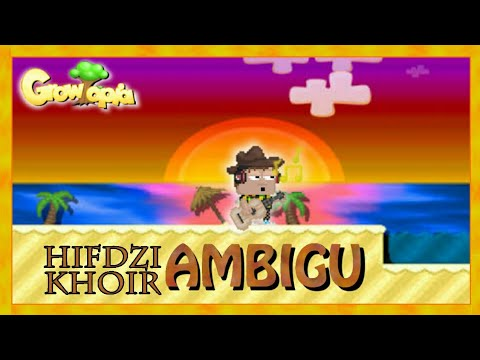 HifdziKhoir-Ambigu |Growtopia Cover Music Video
