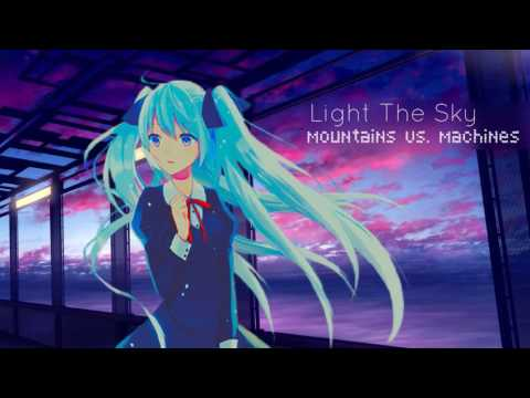 Nightcore - Light The sky