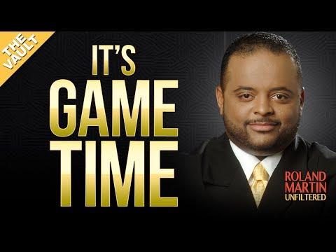 'It's Game Time!' WATCH Roland Martin's VSU Fall Commencement Address