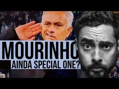 MOURINHO - AINDA SPECIAL ONE? I QUERO LÁ SABER #48