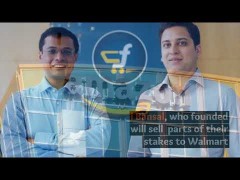 Walmart Inc likely to become majority shareholder of Flipkart