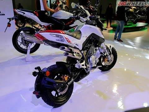 BENELLI TNT 135CC minibike | Expected price | New upcoming bike in india