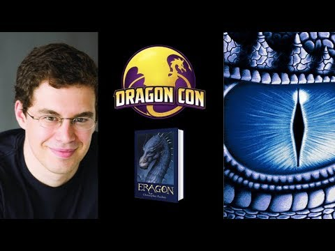 Exclusive Interview with Eragon Author Christopher Paolini  |  HBB Reviews @DragonCon2018