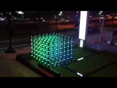 3d led cube outdoor 7x7x7 youtube 3d led cube outdoor 7x7x7 mozeypictures Images