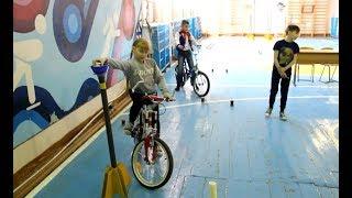 Городской конкурс «Безопасное колесо»