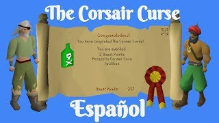[OSRS] The Corsair Curse Quest (Español)
