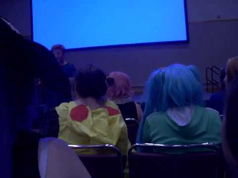 Vic Mignogna on Escaflowne, Fairy Tail and Aaron Dismuke