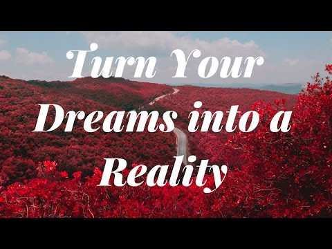 Turn Your Dreams Into Your Reality | Your Sunday Message