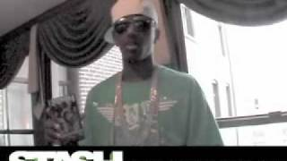Rapper Fabolous big ups STASH! Check it out!