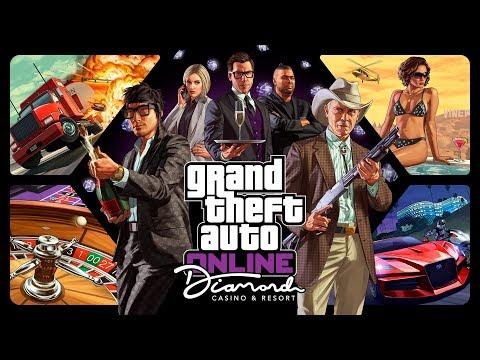 GTA Online: казино-отель Diamond