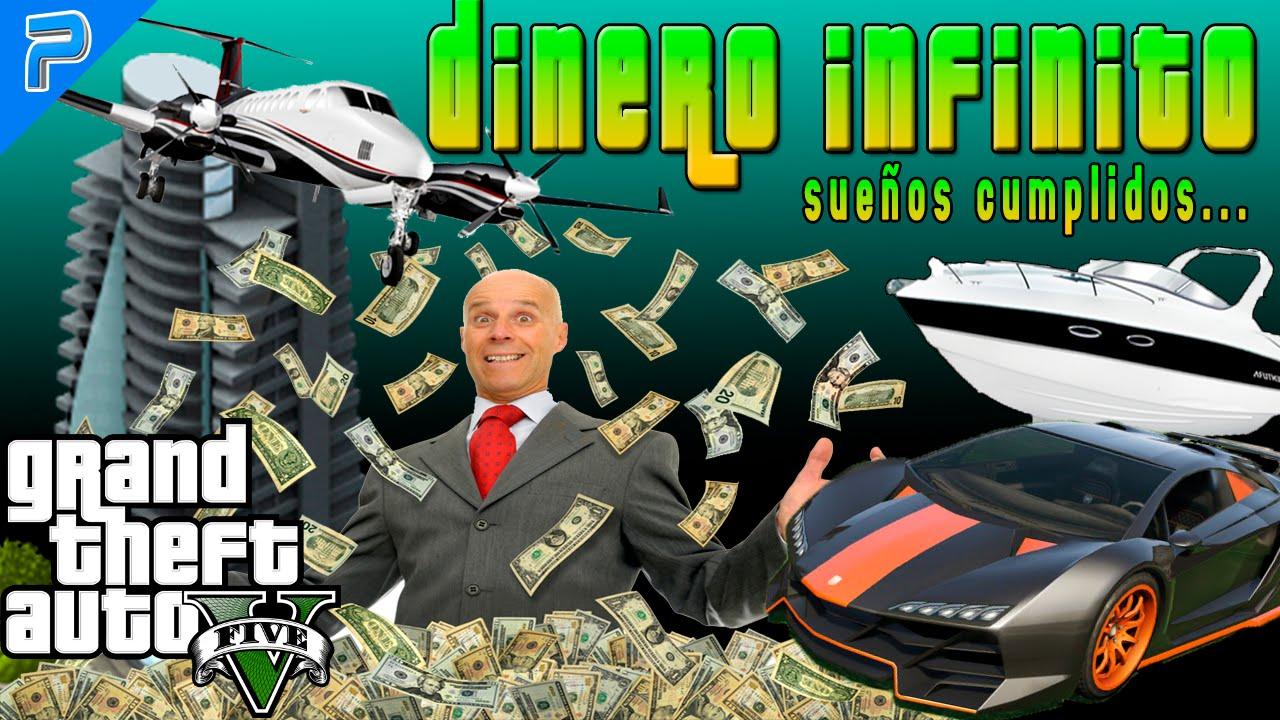 Truco Gta V Online Gana Dinero Infinito Y Sin Esperas Ps4 1 22