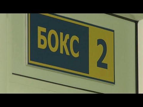 В Костромской области окружную больницу переоборудовали только под пациентов с COVID-19.