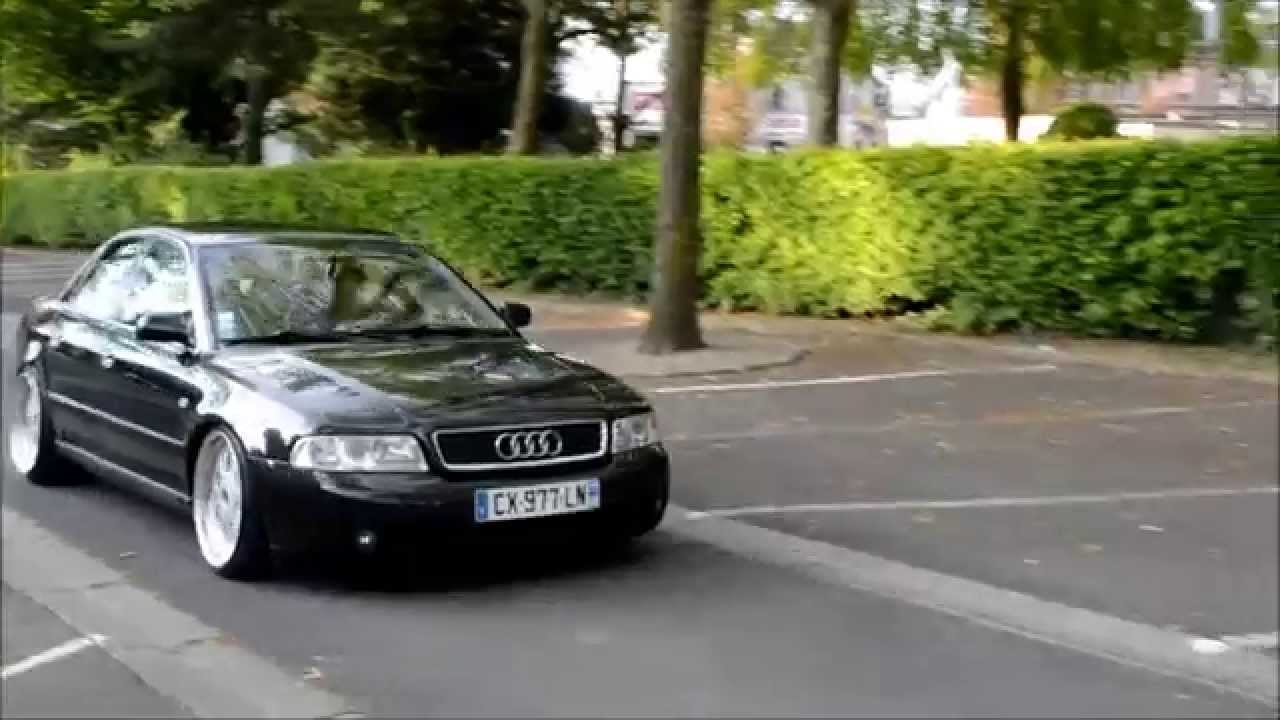 static audi a4 b5 with oz mae youtube. Black Bedroom Furniture Sets. Home Design Ideas