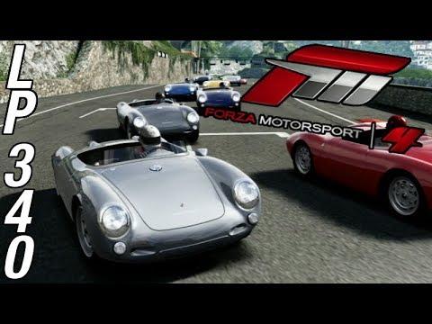 Let's Play Forza Motorsport 4 - Part 340 - Porsche 550 Spyder Spec ...