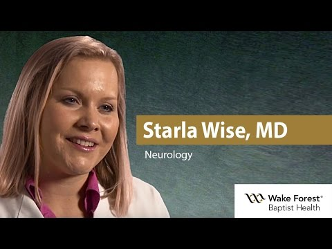 Starla Wise, MD - Neurologist with Wake Forest Baptist Health | Winston-Salem, NC