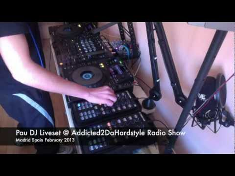 Pau DJ Liveset February 2013 @...