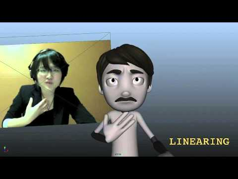 3D character animation dialogue