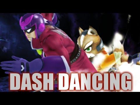 Melee Dash Dancing In Smash 4 (MOD)