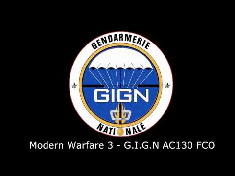 MW3 French GIGN AC130 Radio Chatter (FCO)