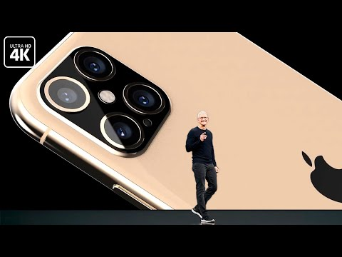 IPhone 12 - разбор презентации Apple!