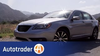 2013 Chrysler 200 - Sedan | New Car Review | AutoTrader.com