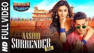 Aashiq Surrender Hua  Full Song  | Varun, Alia | Amaal Mallik, Shreya | Badrinath Ki Dulhania
