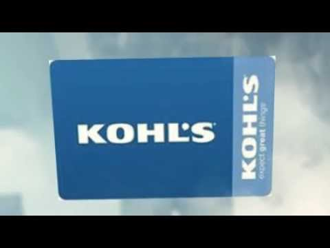 Kohls Card What Credit Score Do You Need For Kohls Card