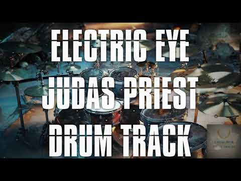 Electric Eye - Judas Priest Drum Track Cover (FREE DOWNLOAD)