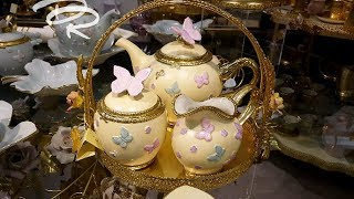 the Tea Set you can only buy in Harrods
