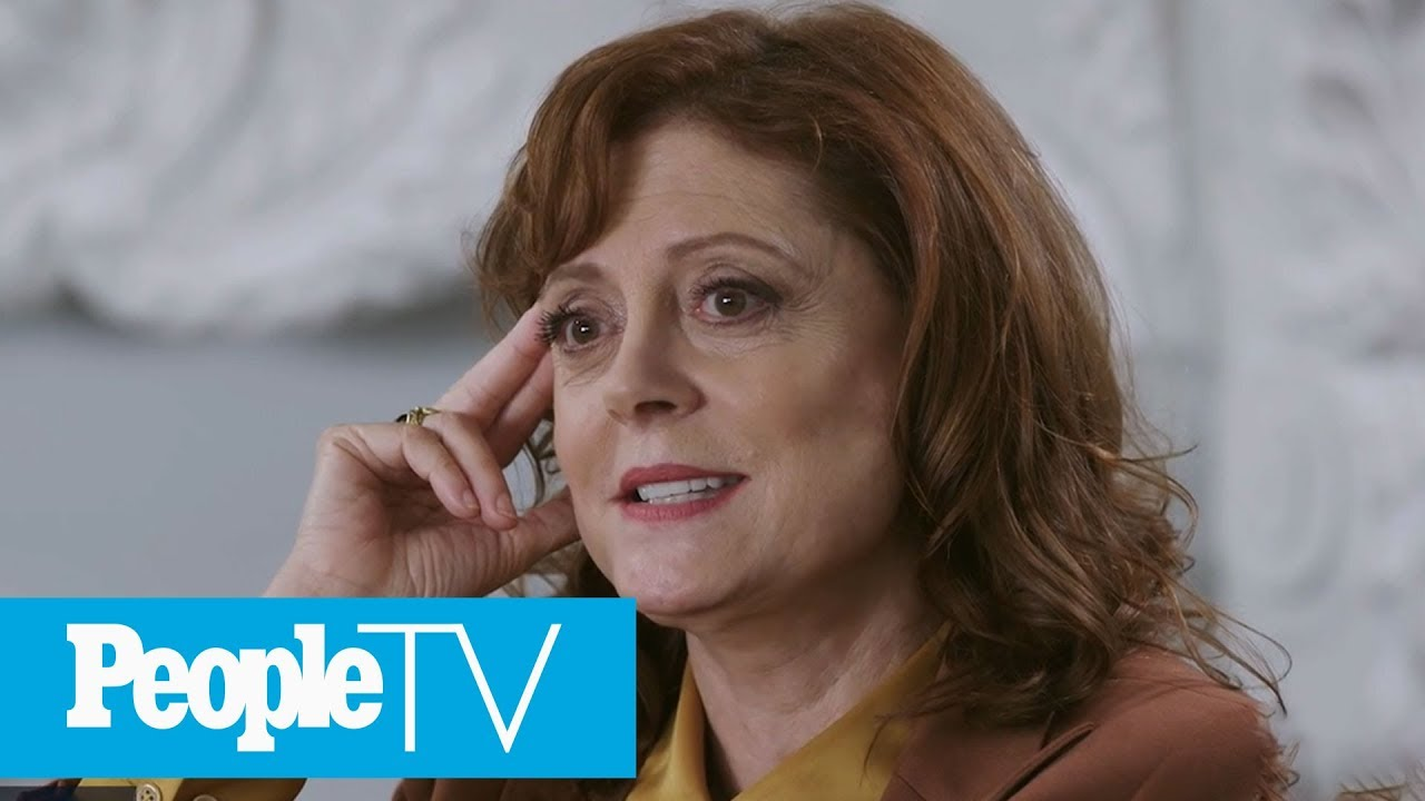 Susan Sarandon Compares Her Roles In 'Blackbird' & 'Stepmom' | PeopleTV