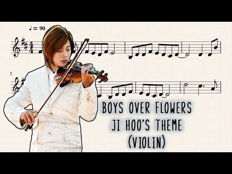 Boys Over Flowers - Ji Hoo's Theme (Violín)