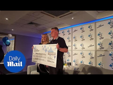 Couple Won't Quit Their Jobs After Big £21 Million Lotto Win