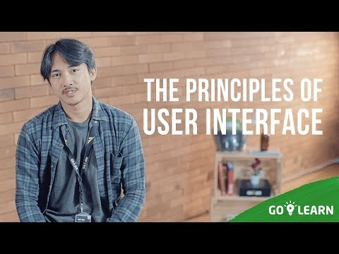 ▸▸ The Principles of User Interface  // Reza Novriansyah💡 GO-LEARN