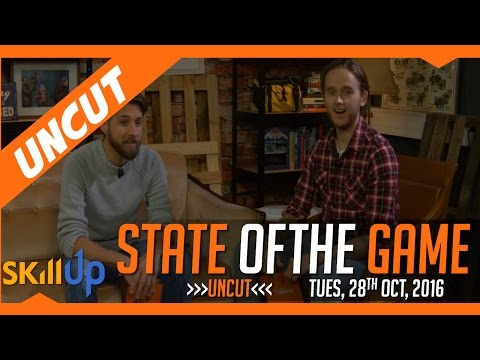 The Division | State of the Game UNCUT (27th Oct) Feat. Update on Console Stutter & Shotguns