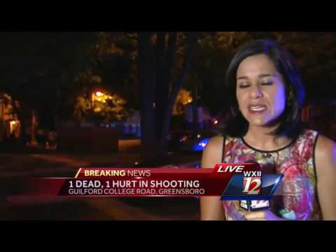 One dead, one hurt in Greensboro shooting