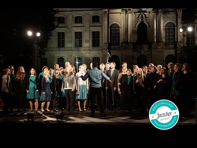 Viva la Vida (Coldplay) | a cappella - performed by Jazzchor Dresden