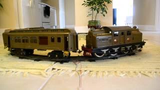 Lionel Standard Gauge Mohave Catalogued Passenger Set #403E Mp3