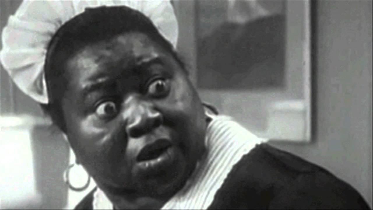 Hattie McDaniel Looks Surprised (formerly a GIF) - YouTube