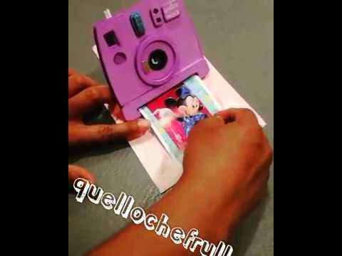 Card PopUp Slide&Up Instax mini9