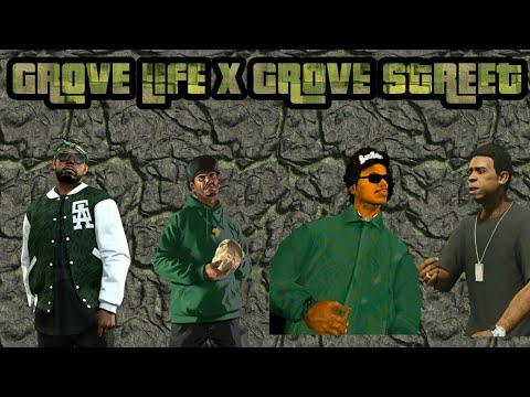 Grove Street x Grove Life × Avakin Life Online