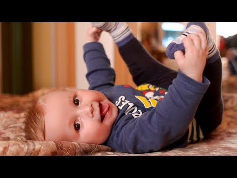 Funny Babies Talking Gibberish 👶🏻 Funny Baby Videos (2018)